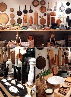 Bloggmiddag med fokus på höstens nyheter - Behind the scenes - @Hemmafix | I'm so envious!!! #woodwork #realwood #breadbowls