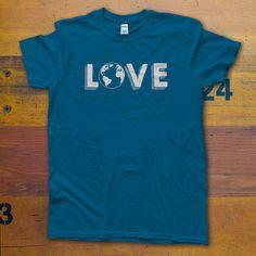 Earth Day Shirt for Kids Women Men Baby, Climate Change Shirt, Love shirt,  Love the Earth, Save our Planet, Environmentalist Activist shirt 602baa50d30e