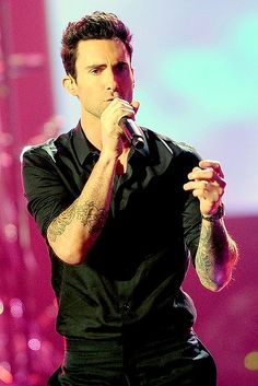 Adam Levine - Should also be in the YUM! catagory!