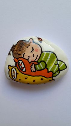 Decorative Rocks : Kubra Koseoglu artist Pebble Painting, Love Painting, Pebble Art, Stone Crafts, Rock Crafts, Pierre Decorative, Decorative Rocks, Robert Rock, Art Pierre