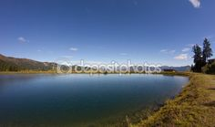 #Water #Reservoir On #Schmittenhoehe In #ZellAmSee With #View To #SteinernesMeer & Hochkoenig @depositphotos #depositphotos #nature landscape #outdoor #holidays #vacation #sightseeing #lreisure #travel #bluesky #panorama #view #season #summer #autumn #fall #colorful #beautiful #wonderful #stock #photo #portfolio #download #hires #royaltyfree