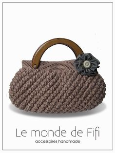 crochet purse | Flickr - Photo Sharing!
