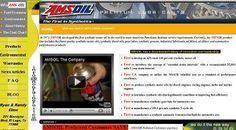 Amsoil - En Masse web design, SEO, PA