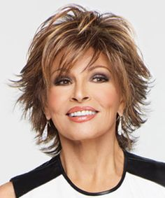 Trend Setter by Raquel Welch - A new style that came out in late 2012 and has already become a customer favorite wig.  So popular that Raquel Welch wigs sold out, but we still have plenty on hand