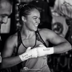 Best of luck on your fight Ronda Rousey!  @rondarousey August 1 at UFC190 in Rio!  Photo by @hansgutknecht #girlmeetsstrong #rondarousey #mma