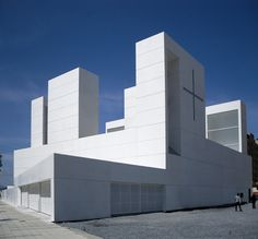Ponferrada Church – Vicens + Ramos