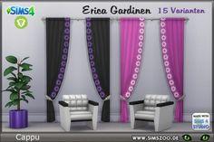 Blackys Sims 4 Zoo: Erica Gardinen by Cappu • Sims 4 Downloads