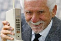 The first mobile phone call was made in 1973 by Martin Cooper