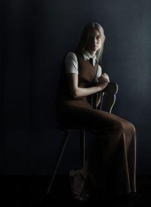 @Hollie Baker A L E Y |  V A N  |  L I E W Parker - check out Julia Hetta's portrait series www.juliahetta.com.  made me think of you.