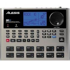 Alesis SR18 Review 2014 | Portable Drum Machines - TopTenREVIEWS