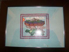 Discworld cross stitch