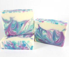 Neroli and Shea Blossom Handmade Soap by Baabbly Soap
