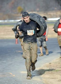 "How to Train for the ""Mudder"" races. The Do's and the ""Do Not's."" Haven't read it yet, but could be interesting."