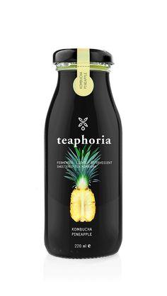 Teaphoria – Kombucha