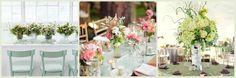 Mint Wedding Ideas | Wedding Color Trends | Snappening.com