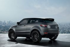 such a cute suv... i want one so bad!!  range rover evoque - Google Search