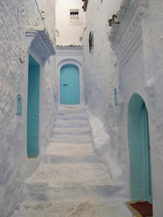 Morocco Art & Architecture . Assilah - Morocco