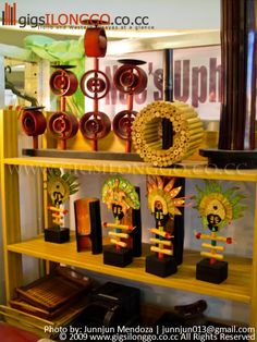 Bamboo Crafts From Iloilo Captured Both Local and International Markets
