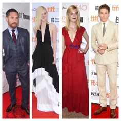 """""""Shop the red carpet looks of the day, inspired by the stars at TIFF! Now on the blog •link in profile•"""""""