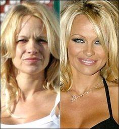 Love to see pictures of beautiful Hollywood celebs but wait here are famous celebrity pictures without makeup which looks weird and funny.lol - Page 11 of 20 Celebrity Gallery, Celebrity Pictures, Kardashian, Celebs Without Makeup, Makeup Before And After, Celebrities Before And After, Power Of Makeup, No Photoshop, Natural Face