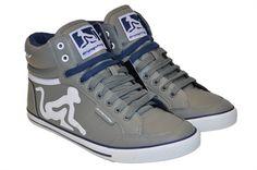 Scarpe BOSTON CLASSIC 003 sage grey shoes sneakers
