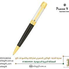 #picasso_and_co #pens model : P966/TT-B #قلم مميز التصميم لون اسود ولاقط ذهبي رأسية القلم بلون فضي مع خطوط طولية محفورة حجم الخط : 0.5 ملم يأتي مع علبة فاخرة للطلب  : وتس اب: 00966555146516 او المتجر: www.elitegift.com.sa #هدية_النخبة_التجارية #اقلام #كبك #الامارات #بيكاسو_اند_كو #جلديات #ساعة #اقلام_اصليه  #elitegift #Swiss #picassoandco #picasso_pen #writinginstruments #wallet #cardholder #leather  #collection #roller  #ksa #emirates #uae #dubai #qatar #bahrain #oman #saudi Writing Instruments
