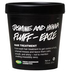 Jasmine & Henna Fluff Eaze Hair Treatment