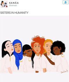 Five Popular Myths of Feminism Debunk'd Woman Illustration, Forest Illustration, Feminist Art, Poster S, Print Poster, Illustrations, Anime Chibi, Girls Be Like, Powerful Women