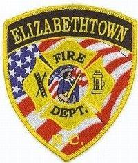 Elizabethtown Fire Department - Elizabethtown, North Carolina #nicestitch #fire…