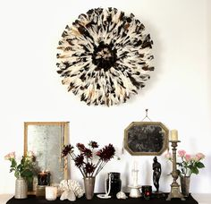 20 Ways to Decorate with African Juju Hats - Glitter, Inc.Glitter ...