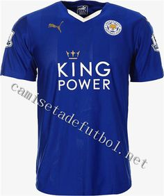 1c67466575020 Leicester City. Home 2015 - 2016.  puma Football Is Life
