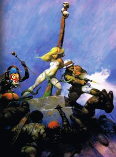 Cool Frazetta Dump (Mature) - Album on Imgur