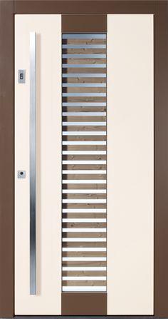 Pieno Haustüre Modell Meran. Die exklusiven Pieno Haustüren jetzt auch bei…