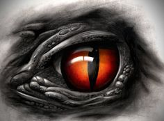 Tattoo Design | Creepy Eye by badfish1111.deviantart.com on @DeviantArt
