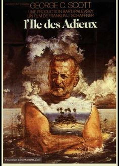 Islands in the Stream - French Movie Poster