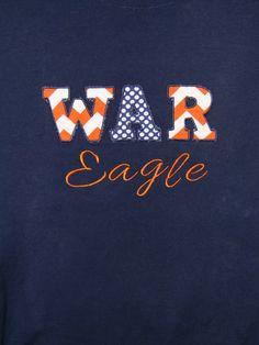 Auburn Shirt....War Eagle.