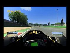 AC Multiplayer Session F-Abarth - Vallelunga - YouTube