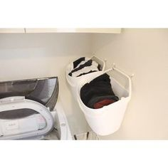 洗濯機周りの収納アイデア