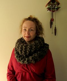 Ravelry: Sassenach Claire Starz Outlander Cowl pattern by Polly Foo Foo