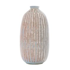 For Sale on - Clyde Burt ceramic vase in glazed stoneware with incised, abstract details. Signed to underside: [CB]. Contemporary Ceramics, Modern Ceramics, Glazed Ceramic, Ceramic Vase, Flower Painting Canvas, Vases For Sale, Green Vase, Japanese Pottery, Ceramic Flowers