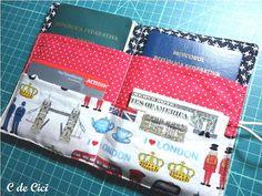Case para passaporte
