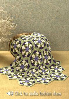 NICE!  free crochet pattern