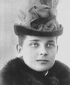 Princess Zenaida Yusupova c.1883