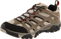 Merrell Men's Moab Waterproof Hiking Shoe,Bark Brown,11.5 M US * Be sure to check out this helpful article. #FootwearAccessories