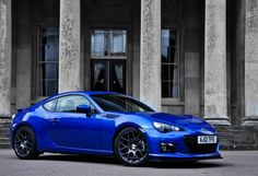 Subaru Litchfield BRZ. Now Supercharged and 83 more horses. Perfect.