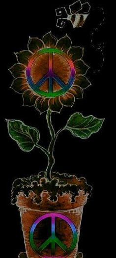 Grow Peace ☮