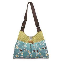 Inhabit - Kennedy Stencil Bag, Aqua... i think anyknockoff.com has a copy cat for cheaper!