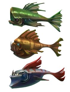 Fish from Project Spark