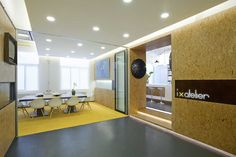 IX Atelier's office by InkMason and Xin project, Beijing office design