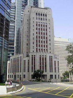 Old Bank of China Building - Central, Hong Kong